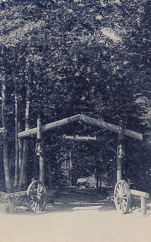Camp Beaverbrook at Lutherland